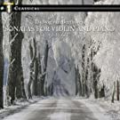 Sonatas for Violin & Piano 1-10 Vol. 1