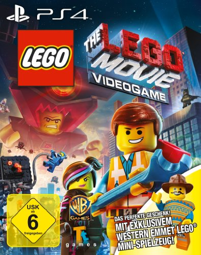 The LEGO Movie Videogame - Special Edition (exklusiv bei Amazon.de) - [PlayStation 4] - Lego Tt Games