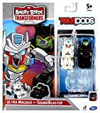 Hasbro a8385eu40–Transformers Tele Pod a partir de Battle Pack