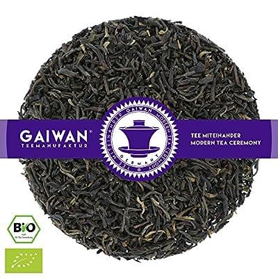 """N° 1316: Thé noir bio """"Yünnan FOP"""" - feuilles de thé issu de l'agriculture biologique - GAIWAN® GERMANY - thé noir de Chine"""