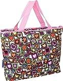 Bazoom Bolsa Nevera Térmica Corazones de Mujer, Ideal para Transportar il vostro Almuerzo y la vostra merienda, Capacidad 22litros, Grosor 3mm Varios Colores (Rosa)