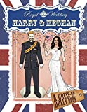 Royal Wedding Harry And Meghan Dress Up Dolly Book