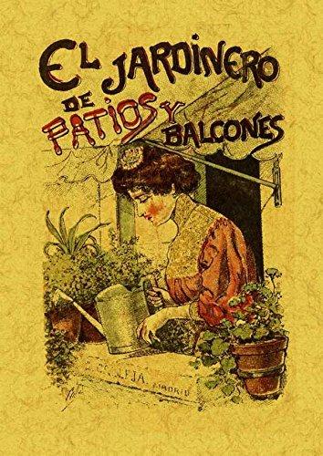 El jardinero de patios y balcones por Maxtor
