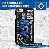 Hamburger SV Case - Team - Schutzhülle passend für das iPhone 8, iPhone 7 und iPhone 6
