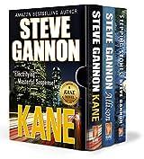 Kane Boxed Set (English Edition)