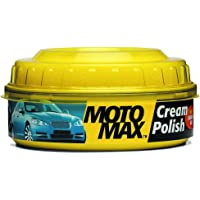PIDILITE Motomax Bike & Car Polish Cream with Carnuba Wax and Micro Polishing Agents, 230 gm