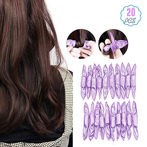 Rodillos de pelo de esponja flexible [20 unidades]