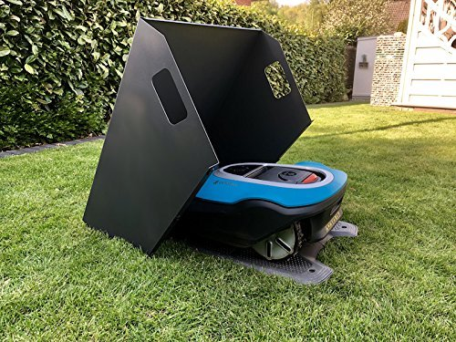 Mähroboter-Garage XXL