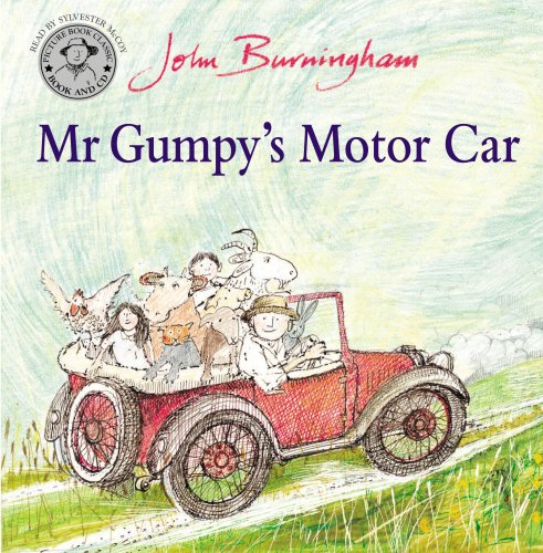 Mr Gumpy's motor car