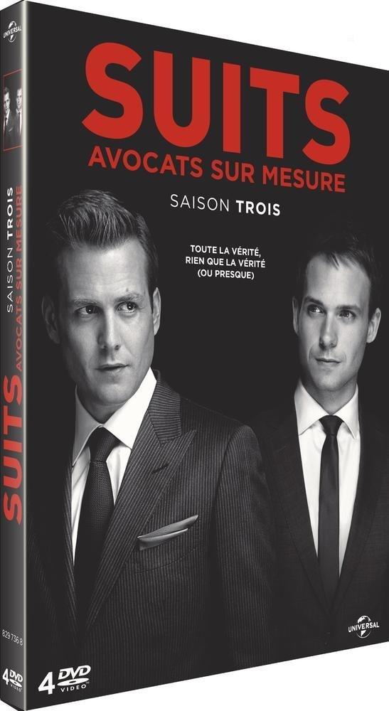 Suits, saison 3 [Edizione: Francia]