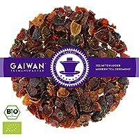"No. 1225: Organic herbal tea loose leaf ""Rose Hip"" - 100 g (3.5 oz) - GAIWAN® GERMANY - rose hip from Chile"