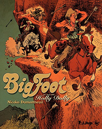 Big foot (Tome 2) - Holly Dolly