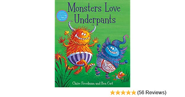Monsters love underpants ebook claire freedman ben cort amazon monsters love underpants ebook claire freedman ben cort amazon kindle store fandeluxe Image collections