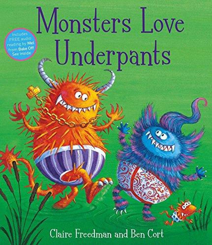 Monsters Love Underpants (English Edition) (Panta Claus Aliens Love)