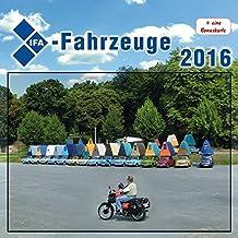 IFA-Fahrzeuge 2016