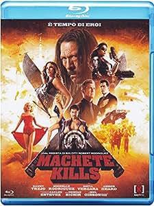 Machete Kills (Blu Ray)