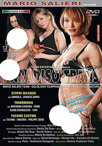Salieri International Hot Team 19 Paradiso Trans (Salieri International Hot Team 19 Trans Heaven - M