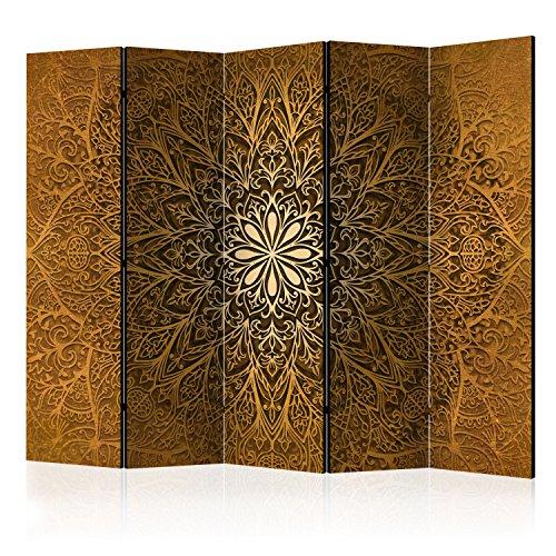 murando Paravent & Tableau daffichage en Liege: 225x172 cm Reversible Impression sur Papier intissé 100% Opaque Paravent decoratif pour Chambre Paravent en Bois avec Impression f-A-0491-z-c