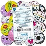 EXS Girls Mix - 100 Kondome mit süßen Girlie-Design