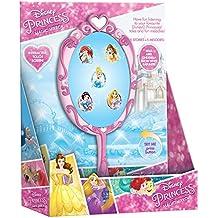 Princesas Disney - Espejo mágico de Princesas Disney, color rosa (Global Ameurop PRCA)