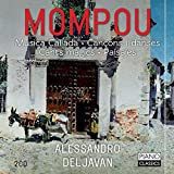 Musica callada... / Federico Mompou | Mompou, Federico (1893-1987). Compositeur