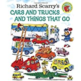 Richard Scarry's Cars and Trucks and Things That Go (Giant Little Golden Book)