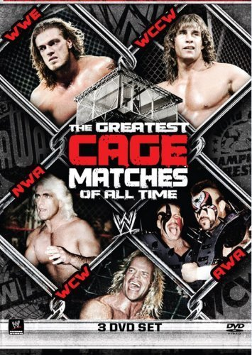 WWE - The Greatest Cage Matches of All Time [3 DVDs]