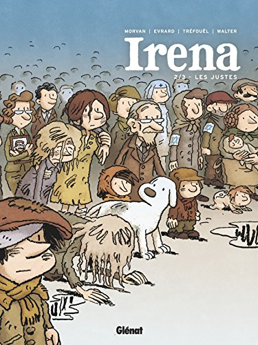 Irena (2) : Irena : les justes