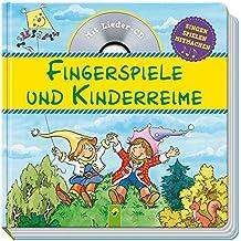 Fingerspiele und Kinderreime: Mit Audio-CD