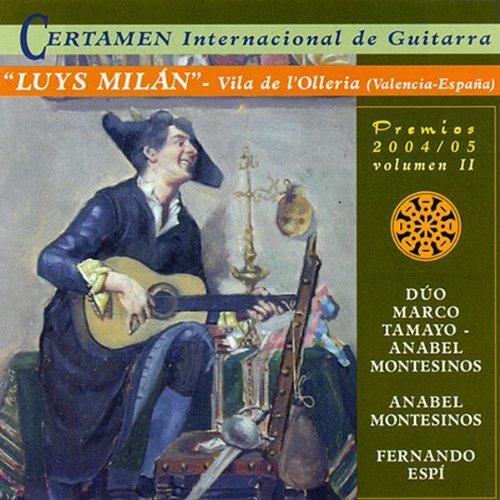 Certamen Internacional de Guitarra Clásica 'Luys Milán' II