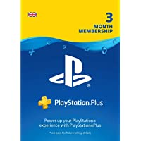 PlayStation Plus: 3 Month Membership | PS4 |…