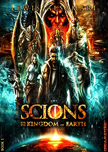 scions-a-comic-book-chapter-1-of-10-for-the-kingdom-of-earth-english-edition
