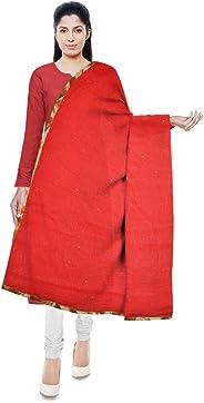 Women's Chiffon Dupatta (Pink)