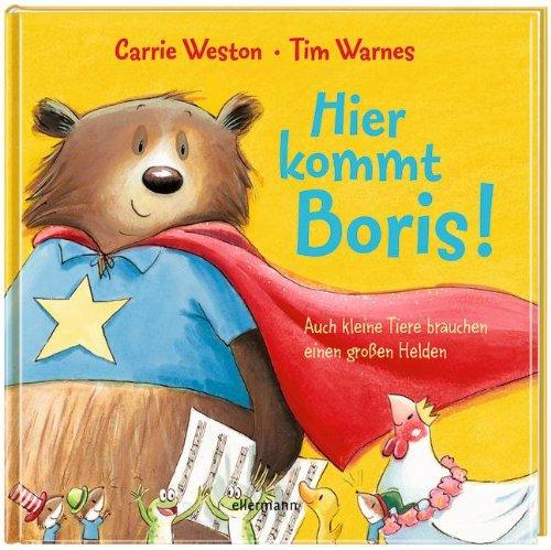 Hier kommt Boris: Auch kleine Tiere brauchen einen großen Helden