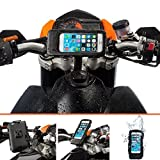 UltimateAddons - Soporte de motocicleta y cinta + resistente impermeable para...