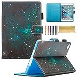 iPad Mini 4. Generation Fall, iPad Mini 4Retina Case, dteck [Drei Schicht] Cabrio [Heavy Duty] Robuste Hybrid Full Body Schutzhülle mit Standfuß für iPad Mini 4Modell A1538/A1550#05 Galaxy Sparks