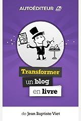 AutoEditeur : Transformer un Blog en Livre Format Kindle