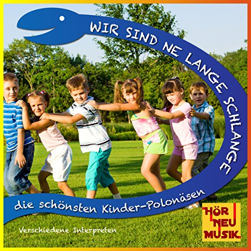 hlange - Die schönsten Kinder-Polonäsen ()