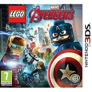 Lego Avengers - Nintendo 3DS 16 spesavip