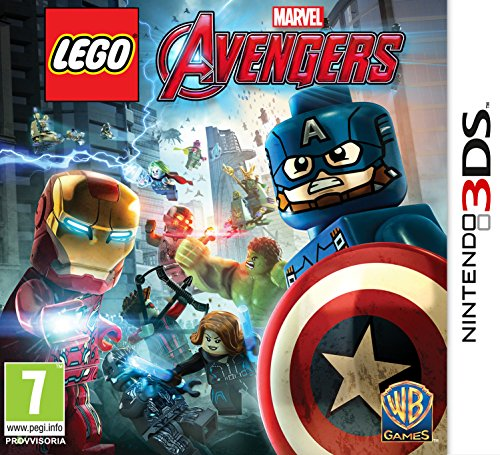 Lego Avengers Nintendo 3DS
