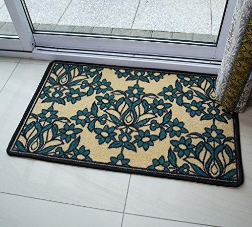 modern-teal-floral-design-affordable-machine-washable-non-slip-rubber-kitchen-mat-luna-50cm-x-80cm