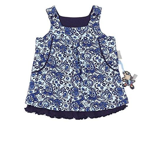 sigikid-165715-vestido-para-bebes-multicolor-mehrfarbig-m-6-mes