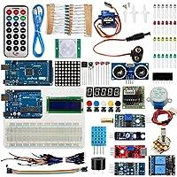 KOOKYE Starter kit avanzato con scheda Mega2560 e UNO R3
