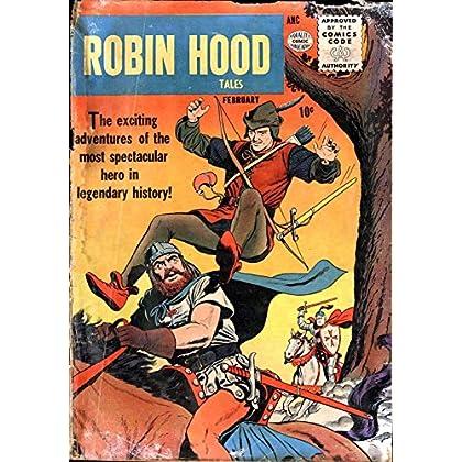Le Avventure Di Robin Hood A Fumetti - Numero 001 E 002 (Fumetti Vintage Da Collezione (Traduzione Ed Adattamento In Italiano Con Funzione Di Zoom))