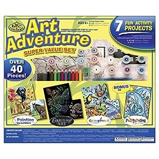 Royal & Langnickel AVS-101 Art Adventure Set