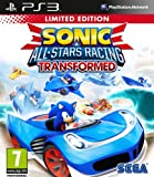 Sonic & All Stars Racing Transformed: Limited Edition (Playstation 3) [UK IMPORT]