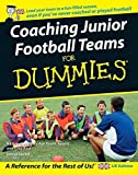 Best Books For Youths - Coaching Junior Football Teams For Dummies Review