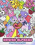 Best Books For Tweens - Kawaii Alpacas: A Super Cute Coloring Book: Volume Review