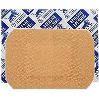 Blue Lion Pflaster für Verletzungen, Größe L, 7,2 cm / 5,1 cm preisvergleich bei billige-tabletten.eu