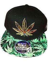 Amazon.es  marihuana - Gorras de béisbol   Sombreros y gorras  Ropa ba4e868ca02